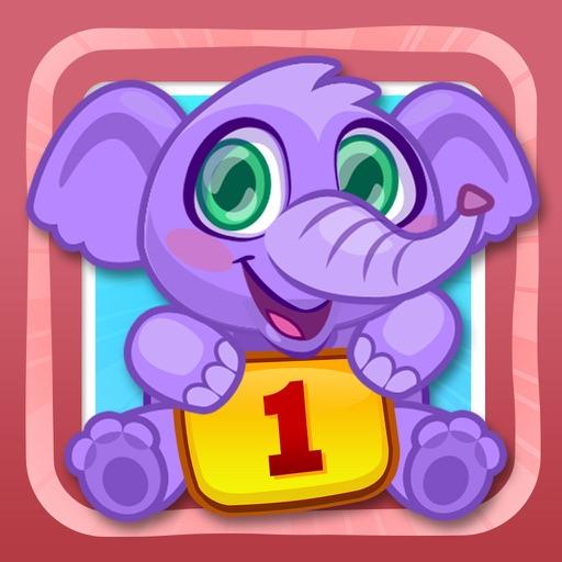 Tiny Tots Zoo Volume 1 iOS App