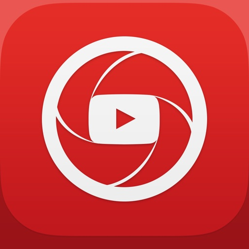 512x512bb Review: YouTube releases YouTube Capture for iOS