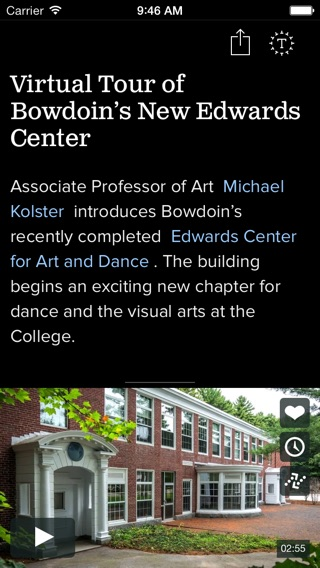 Bowdoin daily sun on the app store iphone screenshot 2 sciox Image collections
