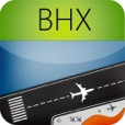 Birmingham Airport (BHX) Flight Tracker