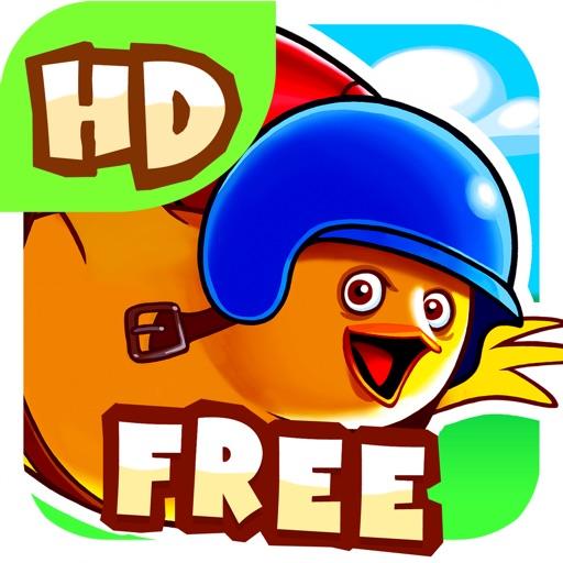 RocketBird World Tour HD Free iOS App