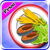 Fish & Chips Maker –Free hot & fast food cooking chef game for kids, boys, girls & teens - For lovers of cupcakes, ice cream cakes, pancakes, hotdogs, pizzas, sandwiches, burgers, candies & ice pops