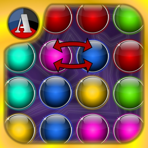 A Circle Smash - Crush It Like Gorgeous Diamonds Or Beauty Jewels iOS App