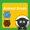 Animal break game for kids