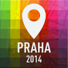Offline Map Praha - Guide, Attractions and Transports
