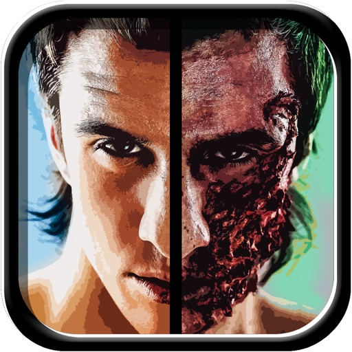 Monster Booth - Turn Anyone Into A Horrific Monster! iOS App