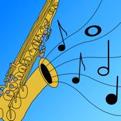 Alto Saxophone Fingering Guide icon