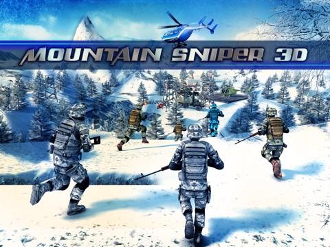 Screenshot #4 pour Mountain Sniper 3D : Frozen Frontier FPS