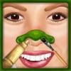 Promi Nase Spa - Es ist Facial Makeover Spiel für Hollywood Famous Star Mädchen