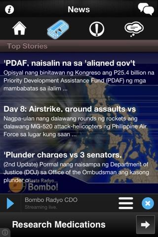 Bombo CDO screenshot 3