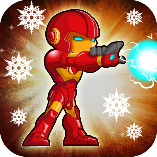 Winter Soldier Super Heroes - Free Comics Game! A New Superhero Alliance to Shield the World from its Digital Comic Books Bane. iOS App