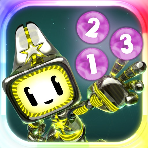 Tolva and Ting's Count Me - Bubble Popping Number Fun! iOS App