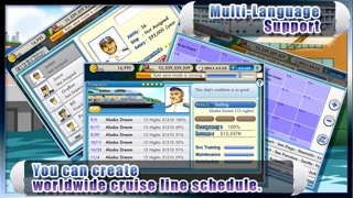 Screenshot #3 for Cruise Tycoon Lite