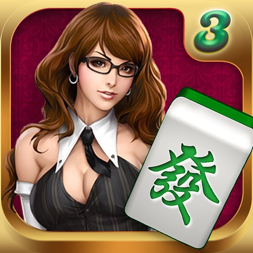 Mahjong world 3 HD-Puzzle Games iOS App