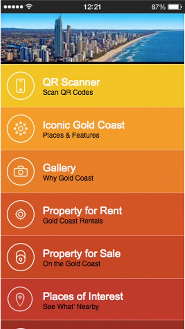 Gold Coast Real EstateСкриншоты 1
