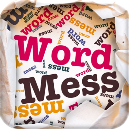 混乱单词:Word Mess
