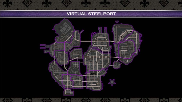 Saints Row 4 Official Map App by Dorling Kindersley