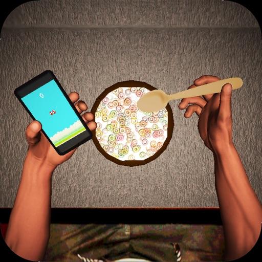 Impossible Breakfast Simulator iOS App