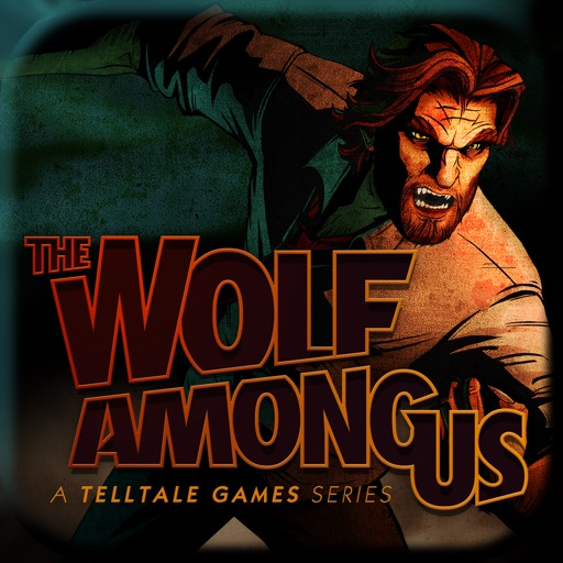 与狼同行:The Wolf Among Us