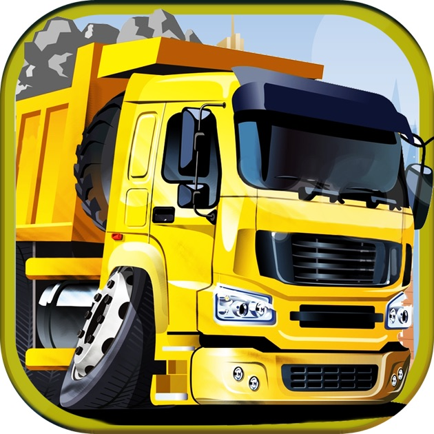 Awesome Truck Delivery Racing Fun Game By Cool Car And