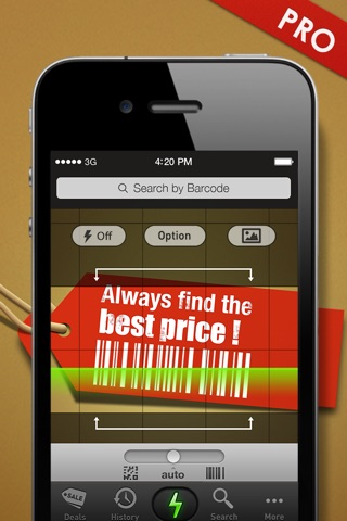 Quick Scan Pro - Barcode Scanner. Deal Finder. Money Saver. screenshot 1