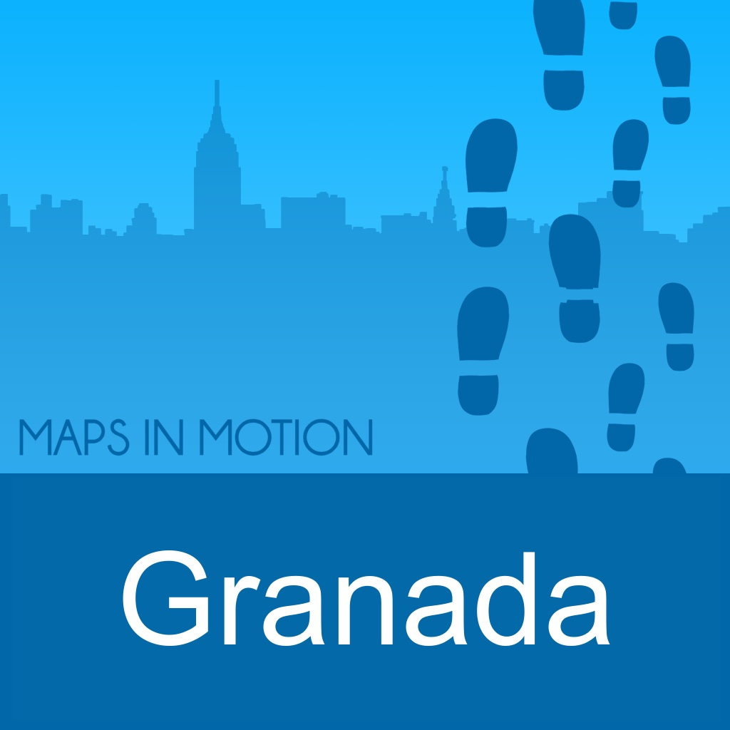 Granada on Foot : Offline Map