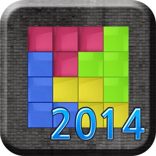 Fill Up Block 2014 iOS App