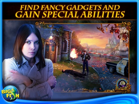 Mystery Trackers: Silent Hollow HD - A Hidden Object Detective Game (Full)