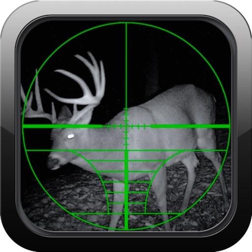 Deer Hunter Night Vision iOS App