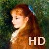 HD 인상주의미술 앱 아이콘 이미지