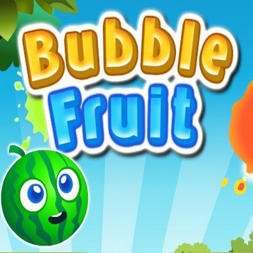 Bubble fruits game - Bubble Fruit Match Game