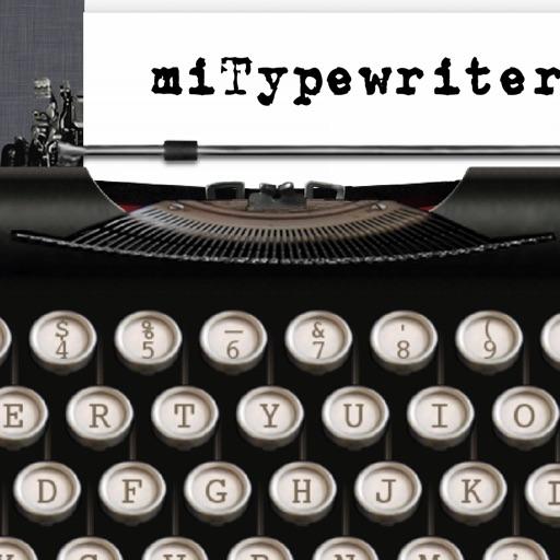 私藏打字机:miTypewriter