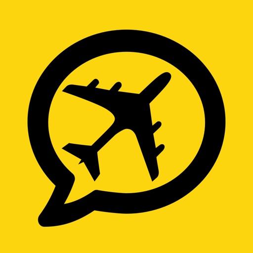 FlyChat Messenger iOS App