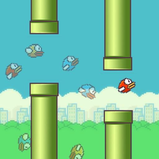 Flip Birds Icon