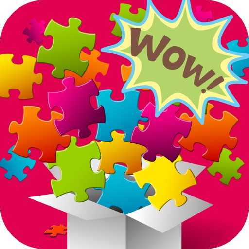 Amazing Puzzle Of Jigsaw Game HD iOS App