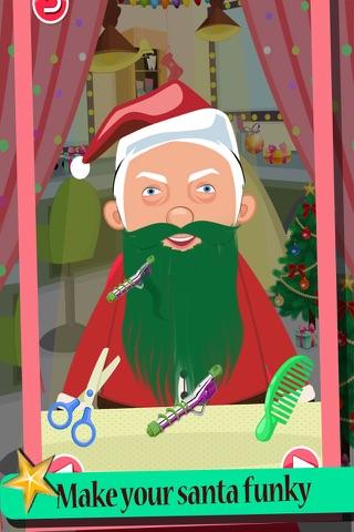Santa Beard Salon screenshot 4
