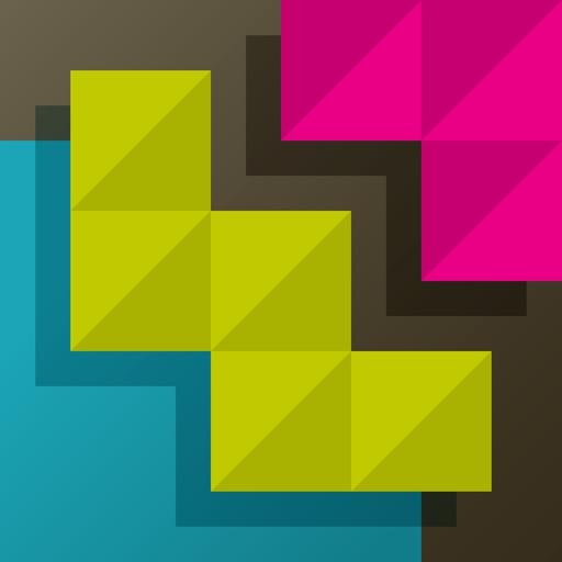 【益智拼板】彩色拼图