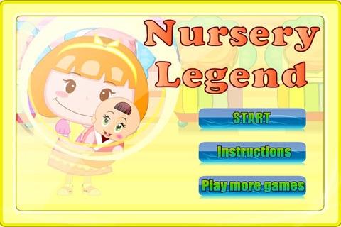 Super Nanny - Nursery Legend screenshot 1