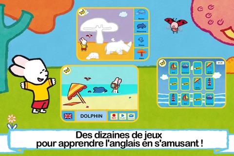 I speak French with Louie! screenshot 2