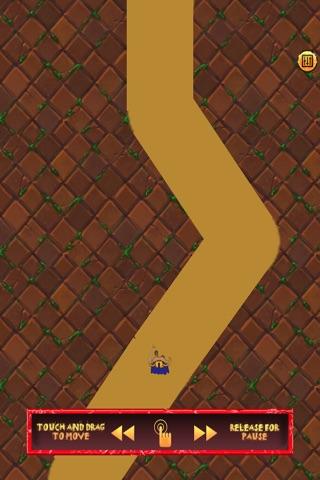 Mighty Hercules Revenge - Maze Runner Dash Game Free screenshot 2