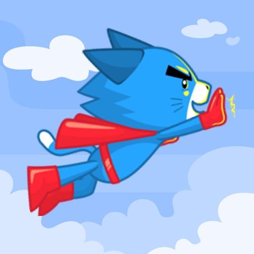Super Flappy Cat iOS App