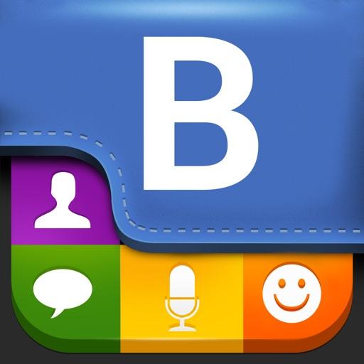 Messenger for VKontakte - удобный клиент для ВКонтакте с функцией голосового набора сообщений!
