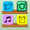 App icon backgrounds & home screen wallpapers FREE