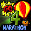 Monkey GO Happy Marathon 4 Icon