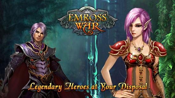 Emross War Screenshot