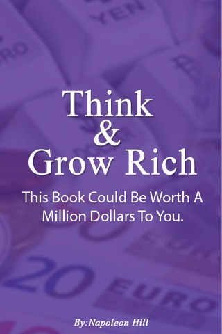 Napoleon Hill's : Think and Grow Rich screenshot 1