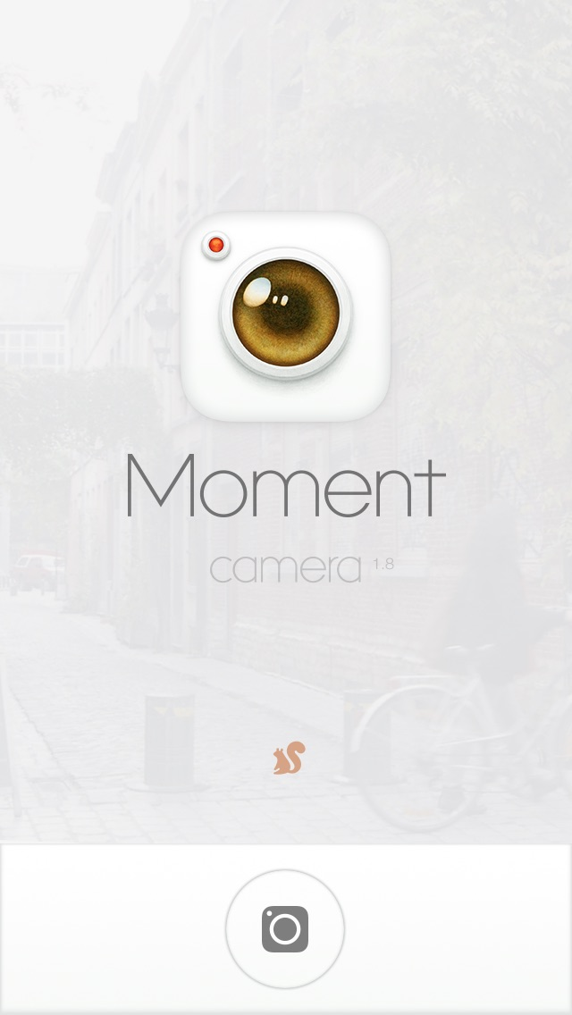 Screenshot #1 for Moment Camera