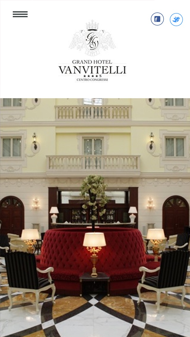 Screenshot of Grand Hotel Vanvitelli1