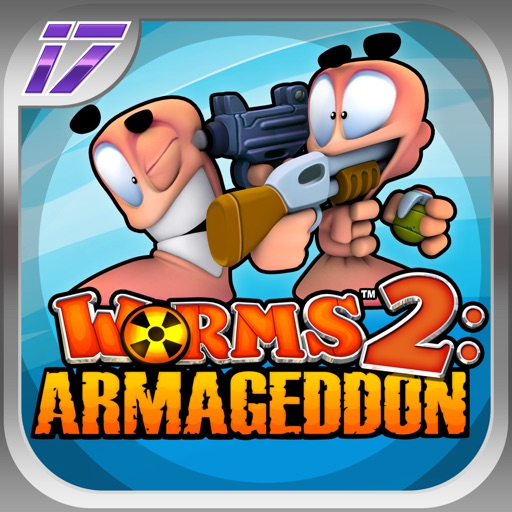 Worms 2: Armageddon—百战天虫2:末日浩劫