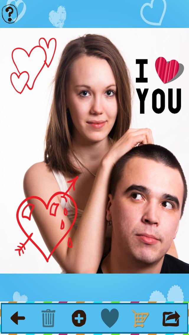 Citaten Met Hart : Love pic foto van de liefde fotobewerking met hart